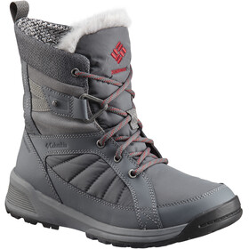 Columbia Meadows Shorty Omni-Heat 3D Stivali Donna grigio